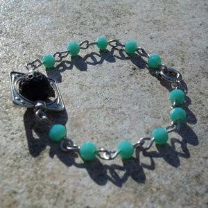 Children's Beaded Diffuser Bracelet